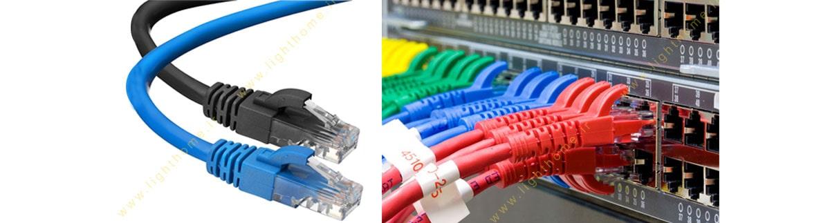 تجهیزات پسیو و اکتیو شبکه