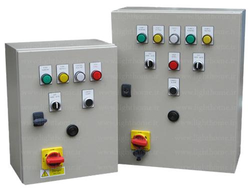 تابلو برق ساختمانی - تابلو برق خانگی - تابلوهای برق