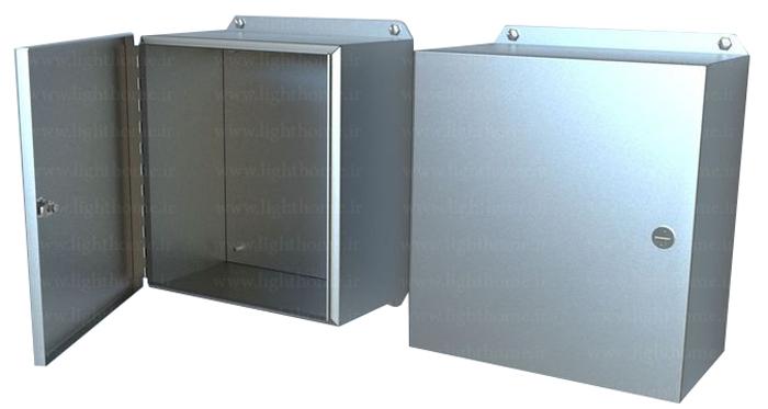 تابلو برق فلزی - تابلو برق ساختمانی فلزی - تابلو فلزی