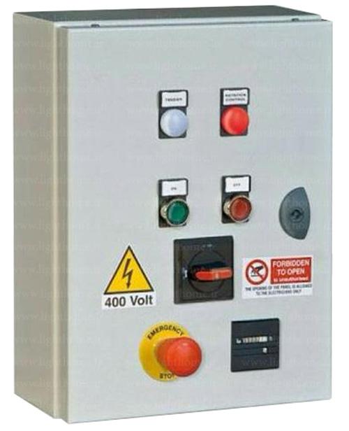 تابلو برق PLC - تابلو برق ساختمانی - تابلو برق صنعتی