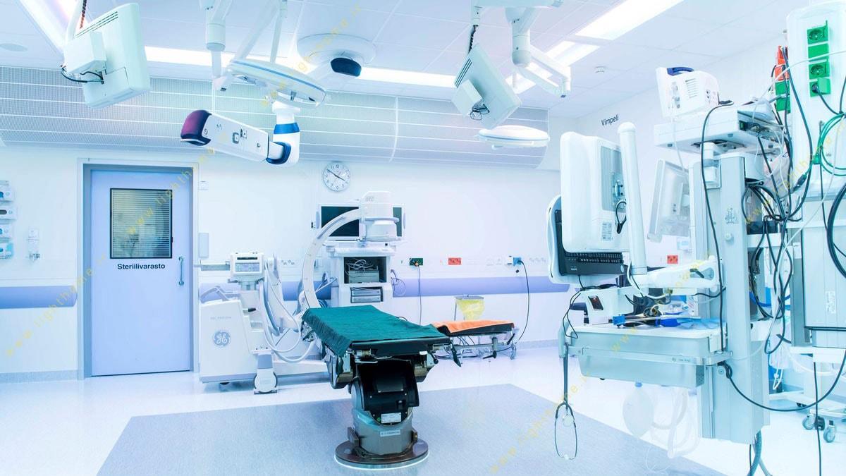 انواع لامپ بیمارستانی