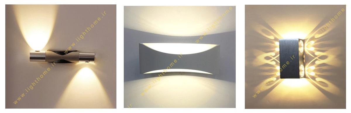 چراغ دیواری لوکس مدرن