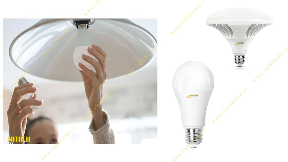 قیمت و لامپ