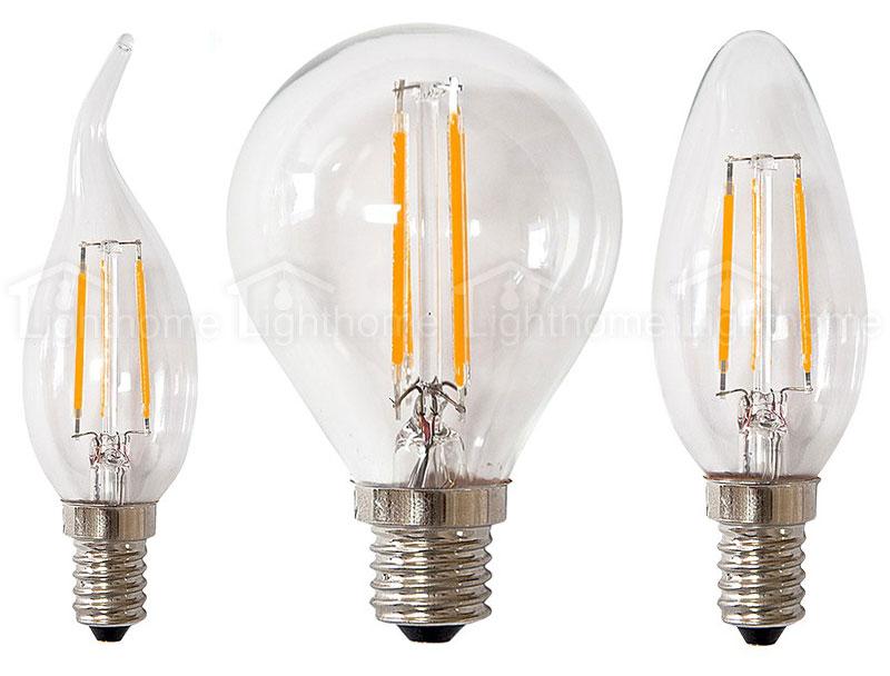 لامپ های ال ای دی فیلامنتی