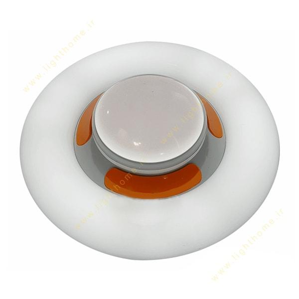 لامپ LED سفینه ای حباب دار 48 وات نمانور