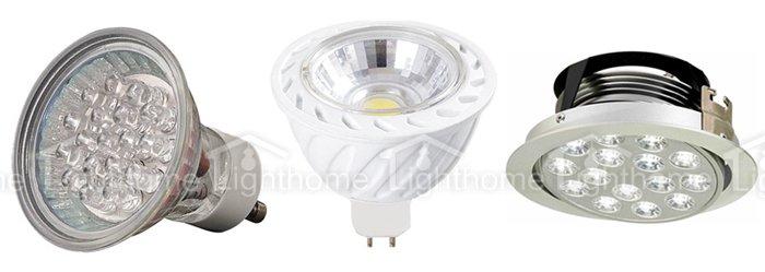 لامپ های هالوژنی
