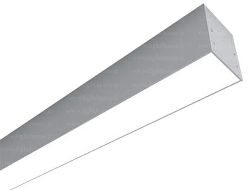 چراغ خطی روکار - چراغ خطی ال ای دی روکار
