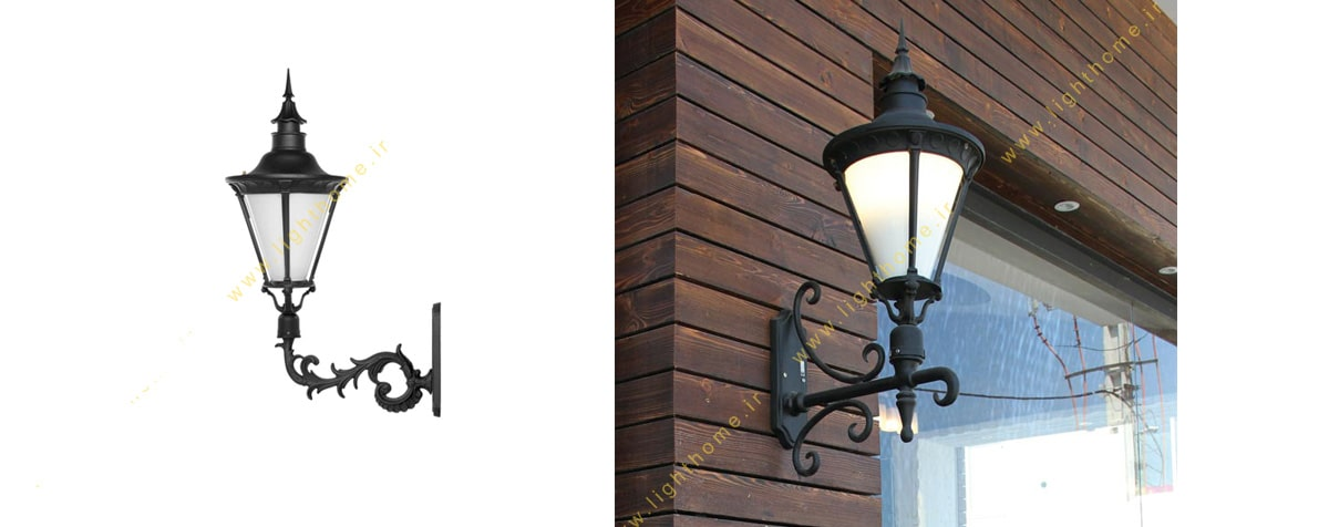 چراغ دیواری شب تاب مدل اسپانیایی