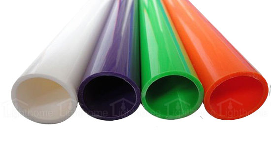 لوله PVC برق