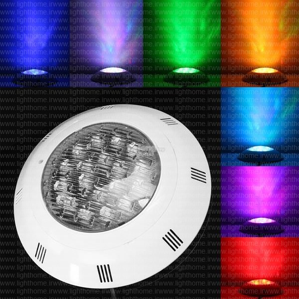 چراغ استخری مولتی کالر - چراغ استخری ال ای دی - چراغ استخری LED