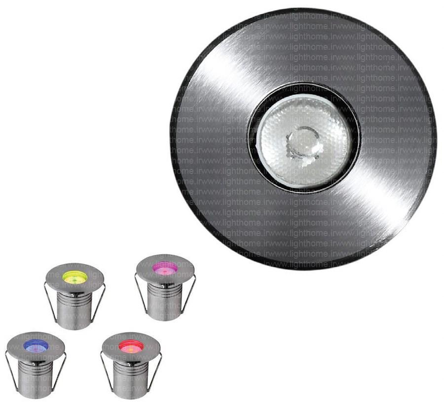 چراغ استخری مولتی کالر - چراغ استخری - چراغ ضد آب
