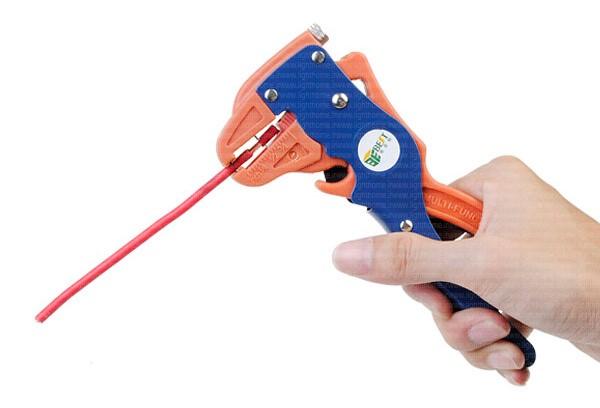 ابزار برقکاری- انواع سیم لخت کن