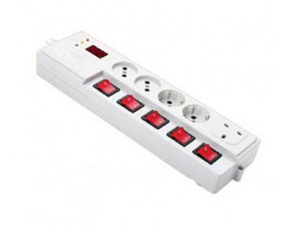 محافظ برق USB پارت الکتریک