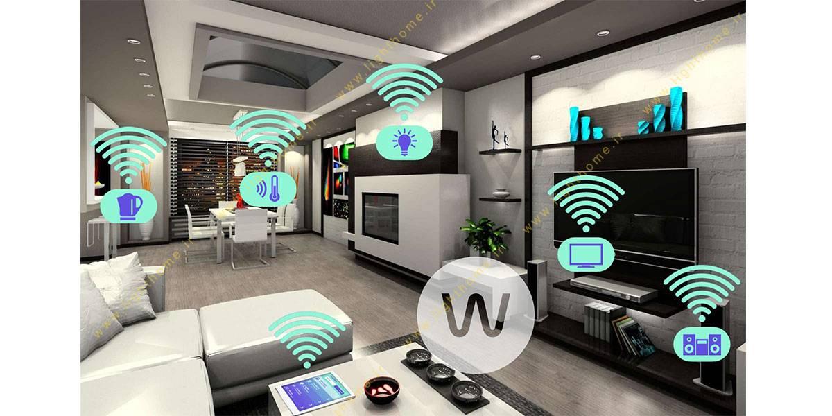 هوشمند سازی ساختمان smart building