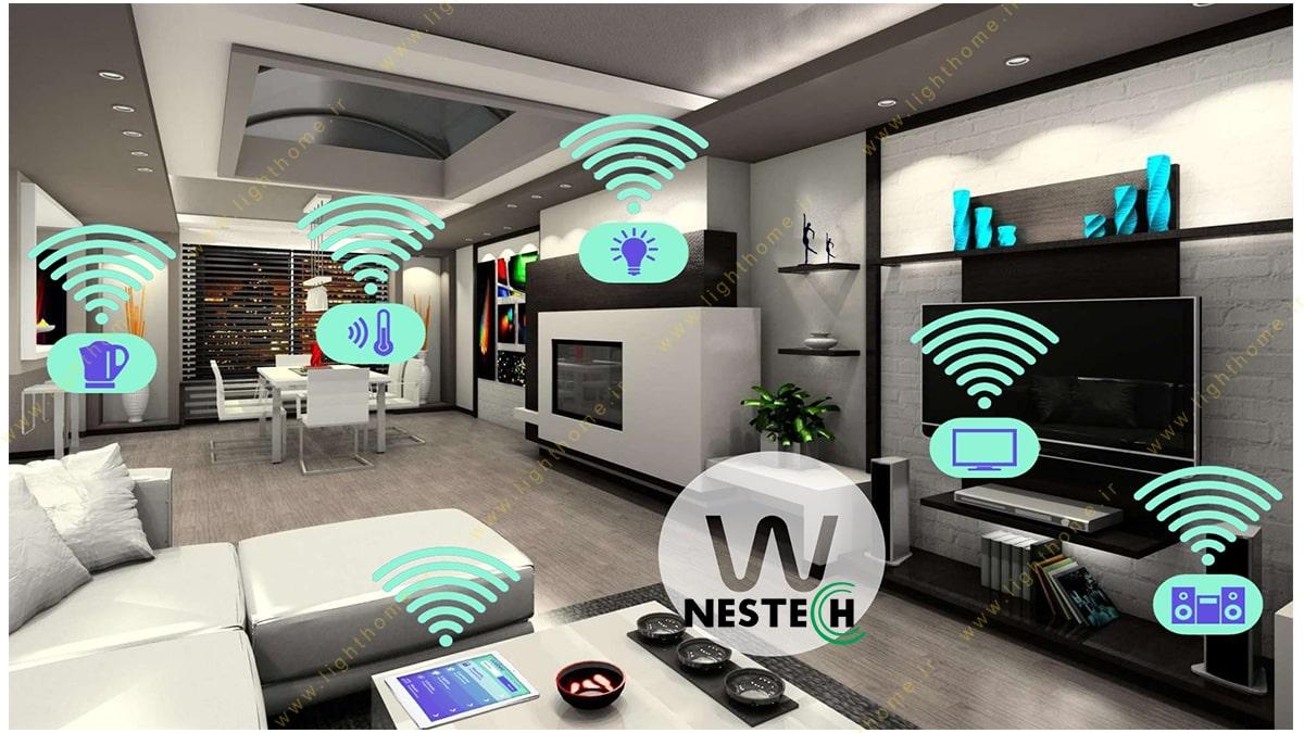 سیستم خانه هوشمند
