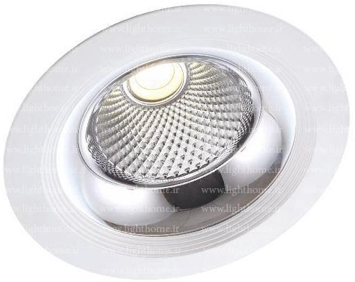 چراغ COB لکسینگتون با فک ثابت - چراغ پنلی COB توکار LEXINGTON