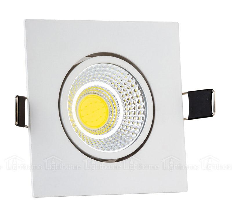 چراغ COB مربع نمانور