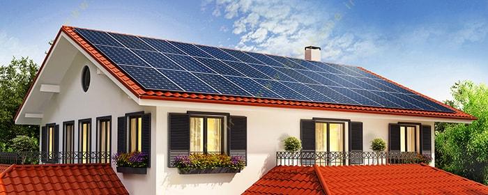 سیستم خورشیدی برق پکیج خورشیدی برق