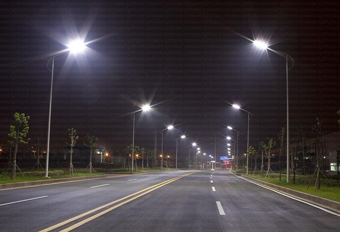 چراغ خیابانی - چراغ های خیابانی - روشنایی خیابان