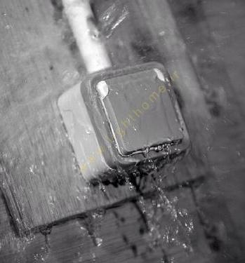 کلید و پریز ضد آب plexo لگراند