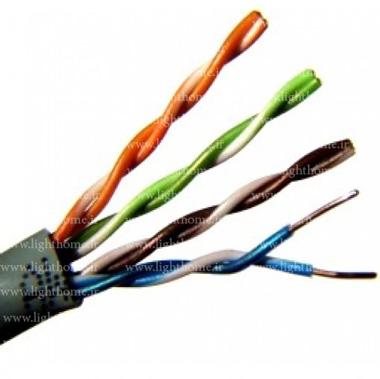 کابل شبکه cat5 - کابل LAN شبکه CAT5