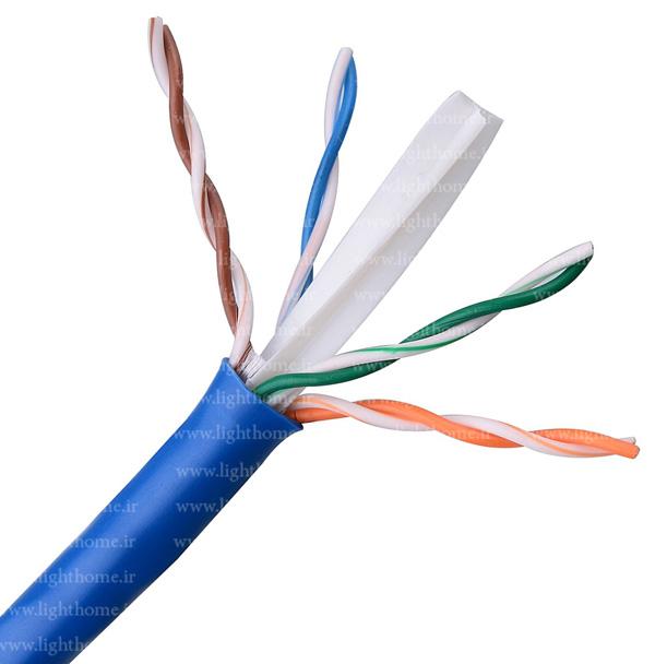 کابل شبکه Cat6 - کابل شبکه LAN