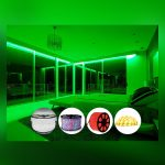 ریسه LED نواری، انعطاف پذیرترین نوآوری نورپردازی!
