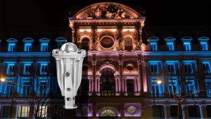 تجهیزات پر استفاده در نورپردازی نمای ساختمان – چراغ جت لایت