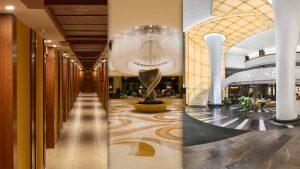 نورپردازی هتل، اصول و قواعد
